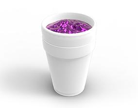 Lean Cup 3D model