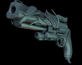 Destiny 2 - Hawkmoon - On Ashen Wings 3D print model