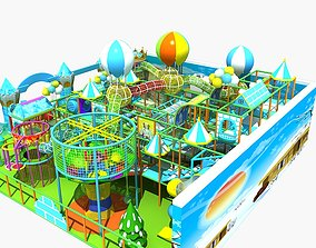 Amusement park 02 3D model