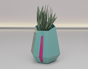 3D print model Flower pot or vase