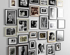 Photo wall 01 3D