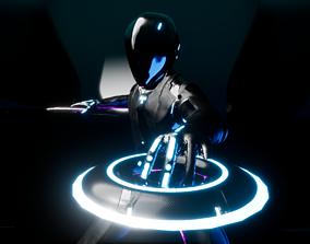 Tron Tron-Legacy 3D model