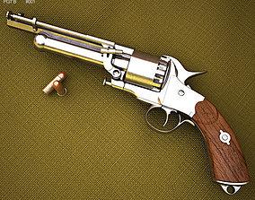 3D model LeMat Revolver