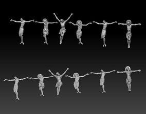 Jesus Collection 3D print model