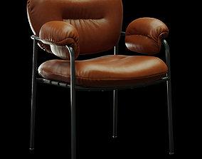 Fogia Spisolini chair 3D model
