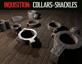 3D asset Inquisition - Collars and Shackles