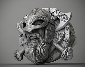 war viking 3D print model