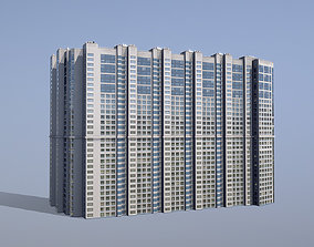 MSK Building 23 west 3D asset
