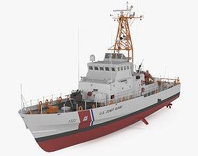 3D Island-class patrol boat