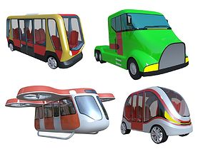3D model Vehicles
