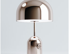 Bell Table Light 3D model