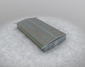 LXGB Hangar 2 3D model