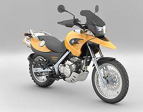 3D Motorcycle Enduro Turist
