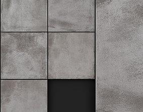 Keros Portland Acero 500x500 3D