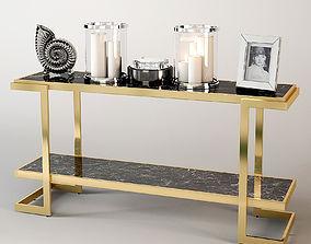 Eichholtz Console Table Senato 3D