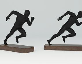 3D printable Runner model