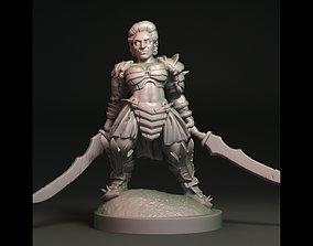 Rosa Luxemburg Orc 3D print model