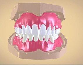3D print model Full Dentures With Many Production Options