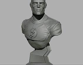 3D print model The Flash Bust