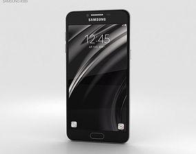 Samsung Galaxy C5 Gray 3D model