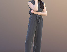 Francine 10359 - Standing Casual Girl 3D model