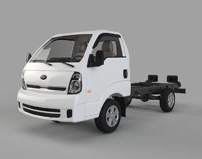 3D model Kia k2500 truck