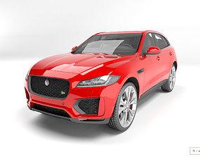 sport Jaguar F-Pace 3D