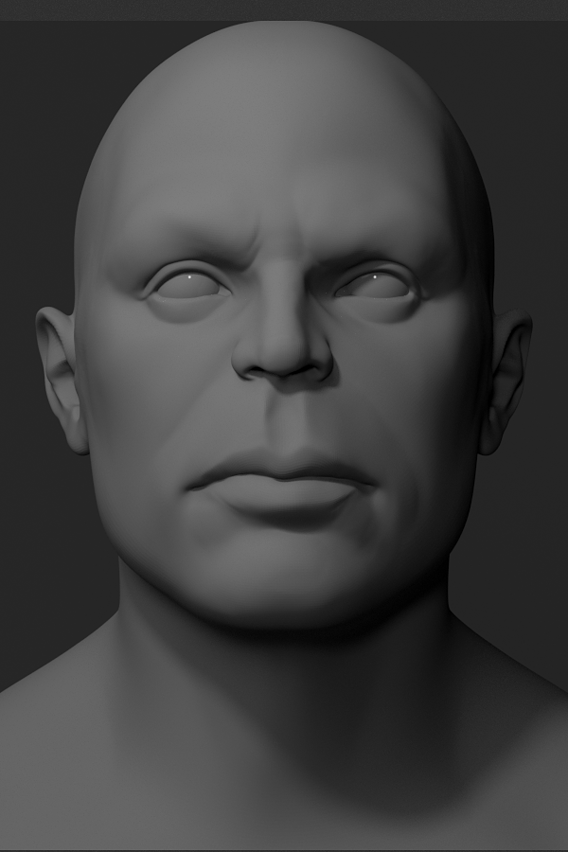Mark Ruffalo _ Hulk - likeness (primary form)