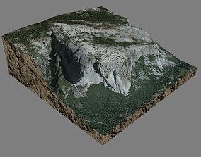 3D El Capitan - Yosemite