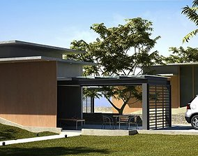 Stylish House In Southern Location 3D