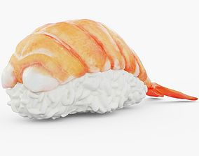 3D Ebi Sushi