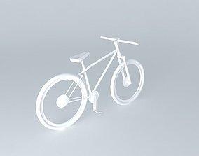 Simple Bike 3D model