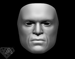 Trevor Mask 3D print model