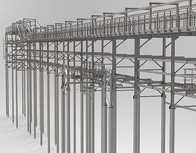 3D asset Pipeline overpass