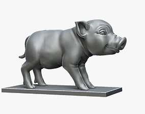 3D print model Little Baby Mini Pig