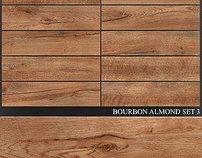 Peronda Bourbon Almond Set 3 3D