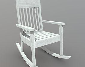 Rocking Chair 1 3D asset