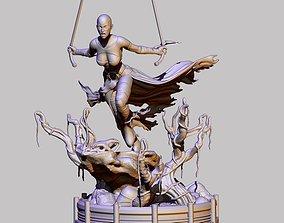 3D print model Asajj Ventress