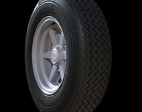 3D Michelin XAS tire with Gotti bi-metal rim