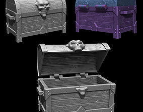 -FREE-Openable Chest Kit for 3D Print