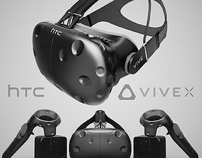 3D HTC Vive Set