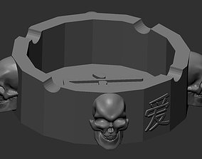 Ashtray Free of charge for the first 3D print model