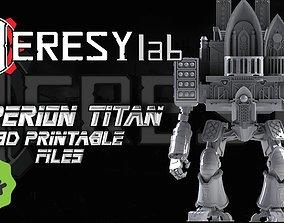 Heresylab - Imperial Titan 3D printable model