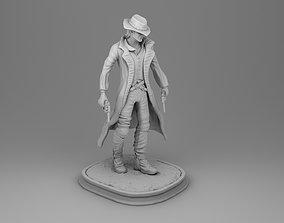 Cowboy 3D printable model