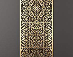Decorative panel 116 3D