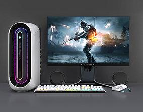 Alienware Aurora r11 computer 3D
