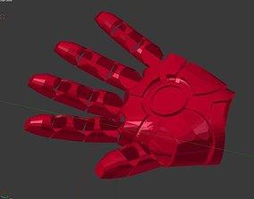 3D print model Iron Man Hand