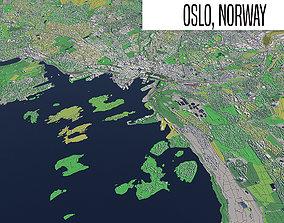 Oslo City 3D