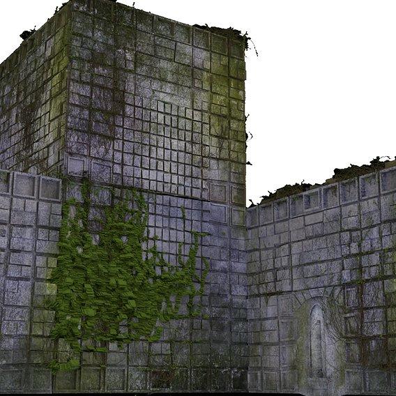 Castle Render