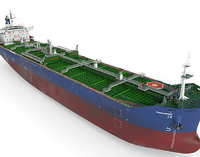 3D Oil Products Tanker